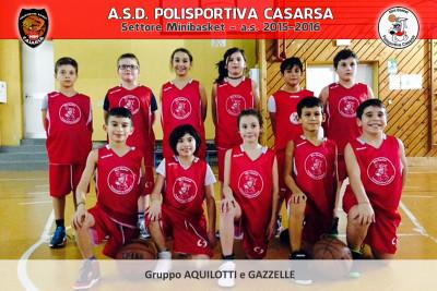 FOTO MB Aquilotti 2015-2016