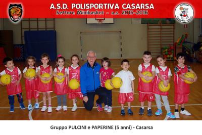 FOTO MB Pulcini 5 Casarsa 2015-2016