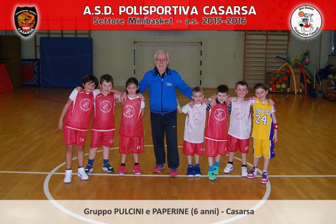 FOTO MB Pulcini 6 Casarsa 2015-2016