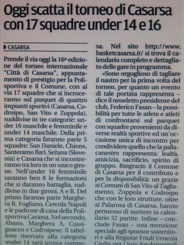 03.09.2015_Messaggero Veneto