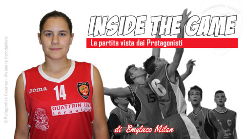 Inside the game: la partita vista da Emyluce Milan