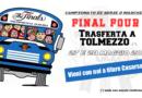 TRASFERTA PER LA FINAL FOUR DI SERIE D: RIEMPIAMO IL PULLMAN!