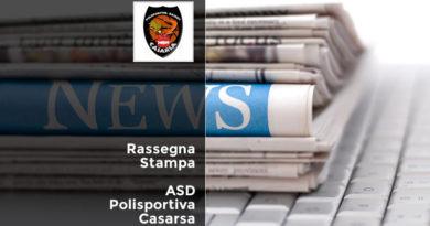 Rassegna stampa del 12.08.2018