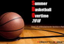 SBO CAMP 2018 (Summer Basketball Overtime)