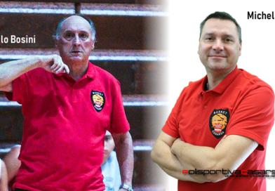 LA POLISPORTIVA CONFERMA LA FIDUCIA AI COACH BOSINI E VIDA