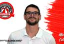 MATTEO CELOTTO E' IL NUOVO ALLENATORE DELLA SQUADRA DI SERIE D MASCHILE